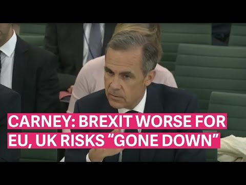 Carney: EU faces more financial stability risk than UK