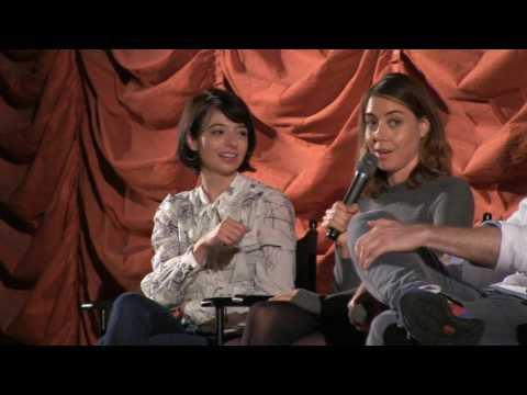 CCFF 2017   THE LITTLE HOURS with Aubrey Plaza, Kate Micucci and Jeff Baena