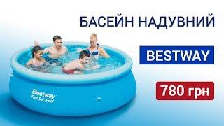 видео Надувні басейни