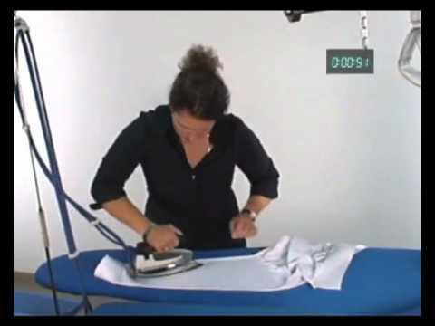 VEIT Varioset CR2 - глажка рубашек и блузок.flv