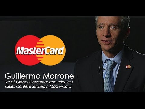 MasterCard Global Content Marketing Case Study