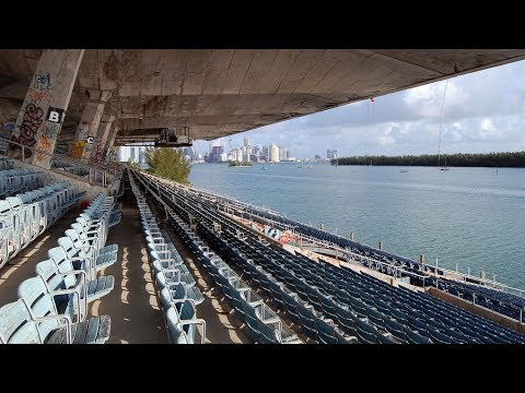 Waters in front of Miami Marine Stadium | Mari Oliveros