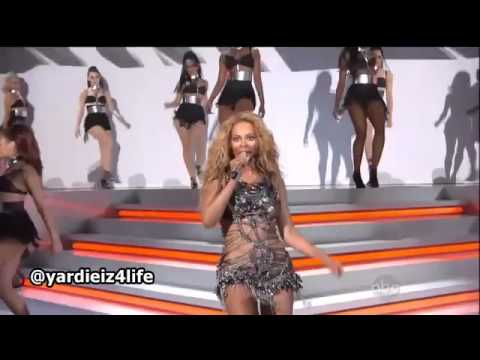 Beyoncé Knowles - Run the World (Girls) Live BMAs 2011