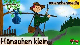 Gambar cover 🎵 Hänschen klein ging allein - Kinderlieder deutsch   Kinderlieder zum Mitsingen - muenchenmedia