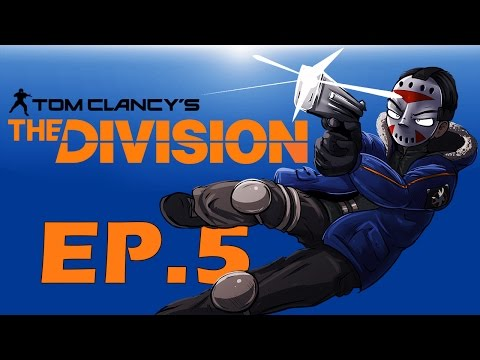 The Division - Ep. 5 (Napalm Production Site!) Hard Difficulty Mission!