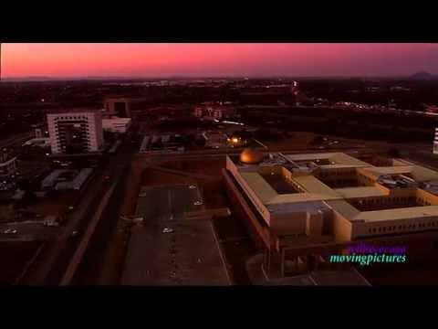 Gaborone, Botswana_ Before Dark      (720p)