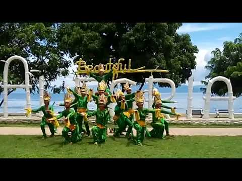 Tañon Strait Dance Competition 2017 - Municipality of ALEGRIA (Entry)