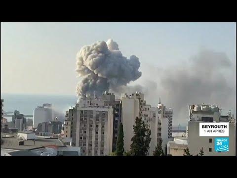 Download Explosion de Beyrouth, un an après : retour en images sur cet événement dramatique • FRANCE 24