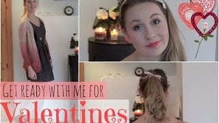Get Ready With Me for Valentinesday Thumbnail