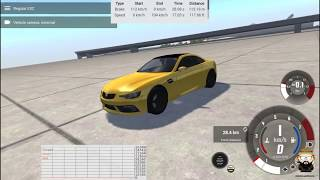 400Km/h FRONTAL CRASHES & ROLL OVERS-  BEAMNG.drive