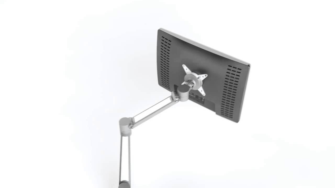 Volley - Adjustable Monitor Arm  - Steelcase