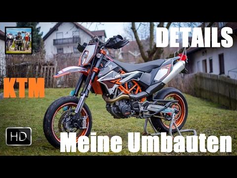 KTM 690 SMC-R DETAILS | Was Habe Ich Alles Verändert..?!