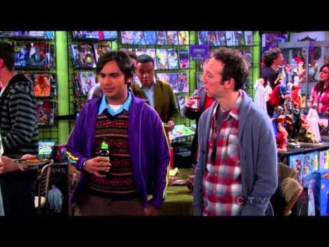 The Big Bang Theory Season 6 Ep 16 - Best Scenes