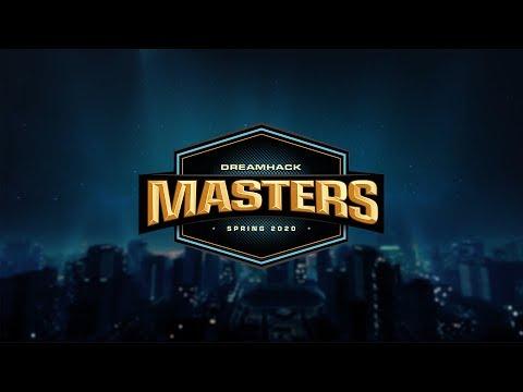 [PL] DreamHack Masters Wiosna 2020 | Finały | G2 vs BIG & FURIA vs Liquid