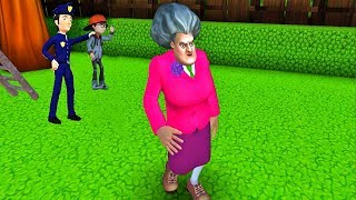 Scary Teacher 3D #New Levels - Android/iOS Gameplay HD