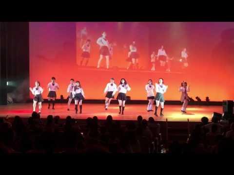 学園祭 TWICE TT & SIGNAL (女装男子 3人混ざってます🙎♂️)