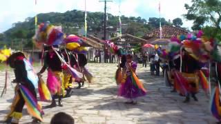 Danza de los negritos de Dimas López