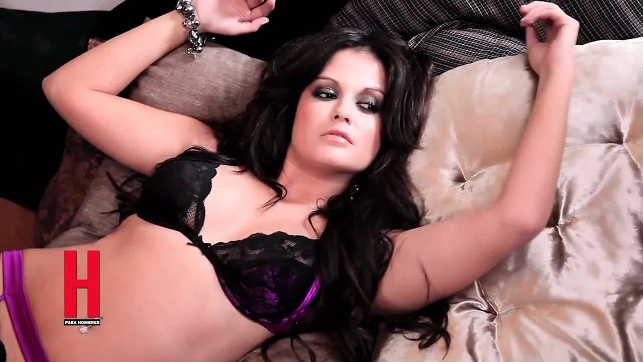 Mariana Echeverria Revista H Noviembre 2011 (Photoshoot