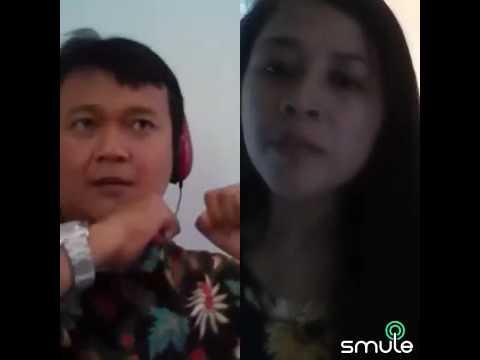 Gerry & Tasya   BIRUNYA CINTA on Sing! Karaoke by LiaGTR CLP JDN and maharani amr  Smule