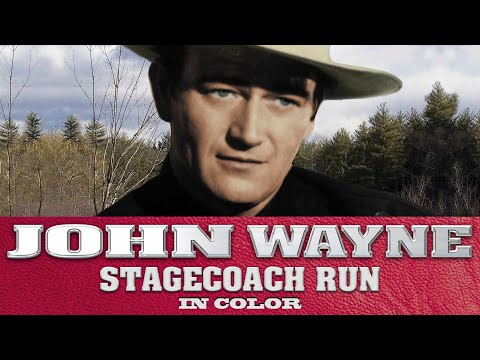 John Wayne: Stagecoach Run (in Color) | Official Trailer | FlixHouse