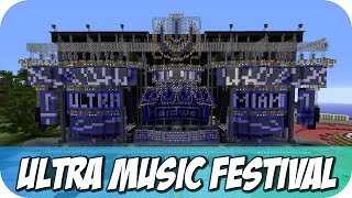 Minecraft | Ultra Music Festival Miami 2015 | HD | Download