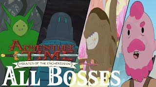 The Simpsons All Bosses