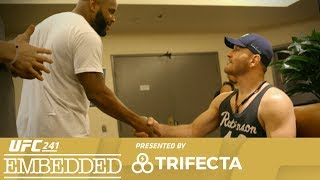 Download UFC 241 Embedded: Vlog Series - Episode 4 Mp3 and Videos