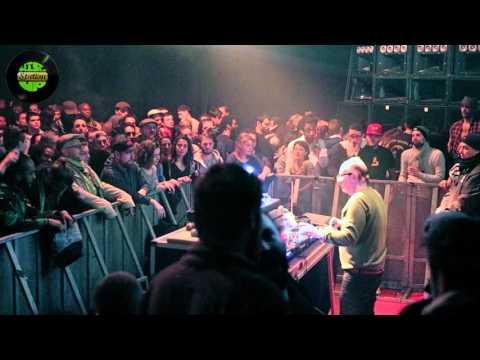David Rodigan plays Dre Island - Uptown Down Town Dubplate @ Marseille Dub Station #31
