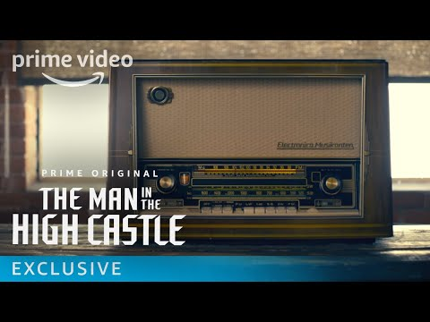 The Man in the High Castle - Resistance Radio Music Video | Amazon Prime Video