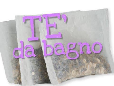 TE' DA BAGNO FAI DA TE - DIY bath teas - from YouTube · Duration:  4 minutes 15 seconds