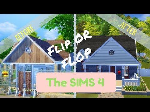 SIMS 4 FIXER UPPER CHALLENGE