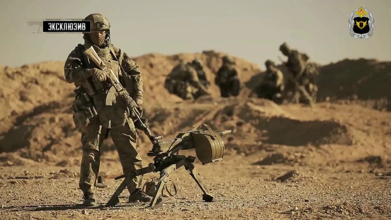 Боевая работа Сил специальных операций (ССО)