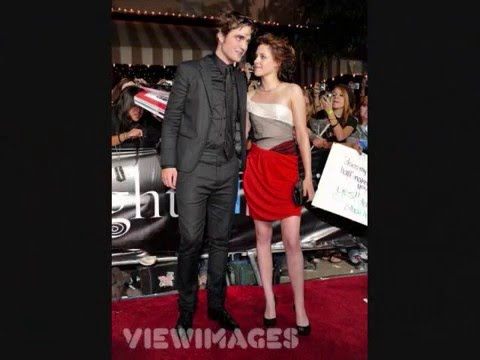 bella and edward dating in real life