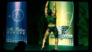 Musclemania Tv - Natural Bodybuilding Tavi Castro Day 3 Back Thickness & Traps Preview