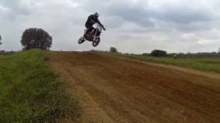 Mildenhall | Pit Bike Cambs | GoPro | Mini Bikes | Moto X | Fun | Crash