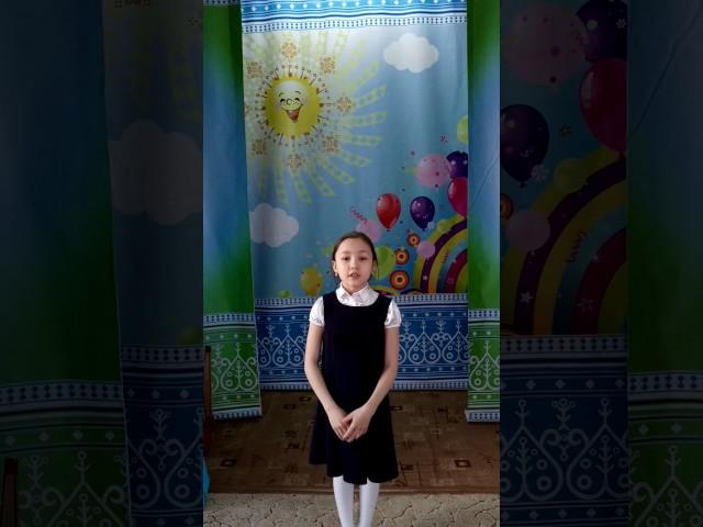 Изображение предпросмотра прочтения – АлинаКосыгина читает произведение «Неохотно инесмело…» Ф.И.Тютчева