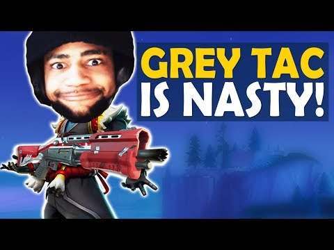 GREY TAC IS NASTY!