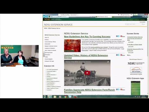 Ag Comm Webinar: Publications Update
