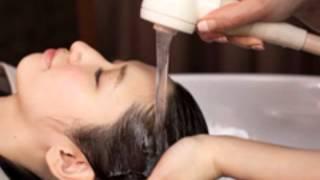 カロンのヘッドスパは炭酸泉の疲労回復ヘアエステ。リファや炭酸ミスト...
