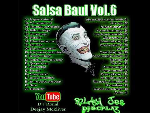 SALSA BAUL VOL.6 (2019) - D.J MC & D.J RONAL - BLAY JER DISCPLAY