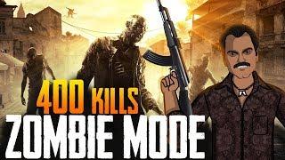 400 Kills Zombie Mode - Chicken Dinner   JACK SHUKLA LIVE