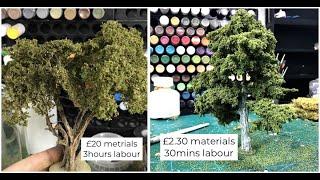 CHEAP TREES AND BASING TERAIN