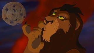 Король лев-печенька (прикол)