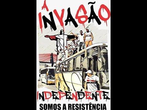 Caravana rio de janeiro flamengo x s o paulo youtube - Interior caravana ...