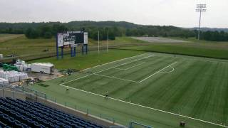 Va Beach Sportsplex get synthetic turf by Sportexe