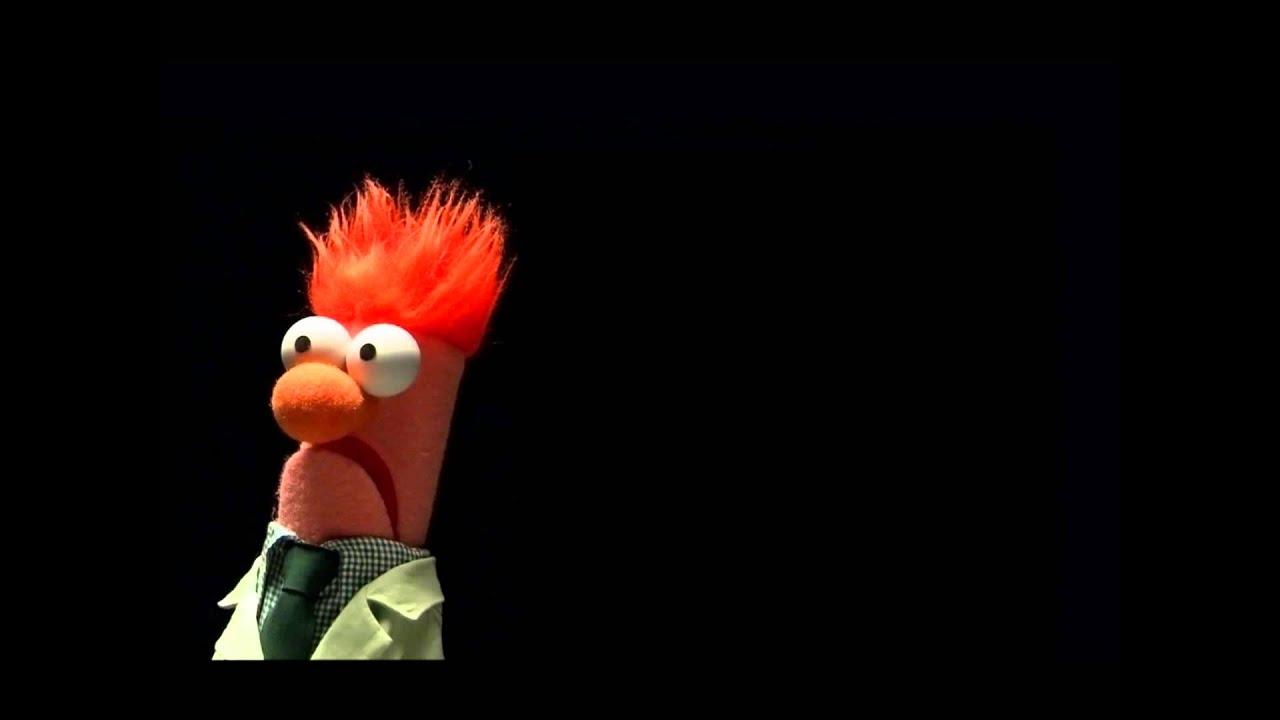 Free Funny Screensavers 2: Beaker Running Around