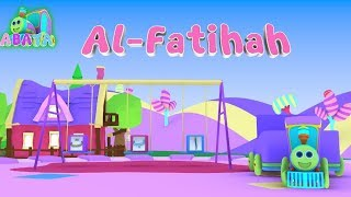 Murottal Juz Amma Al Fatihah Animation 3D Learning Letters Arabic Alphabet | Abata