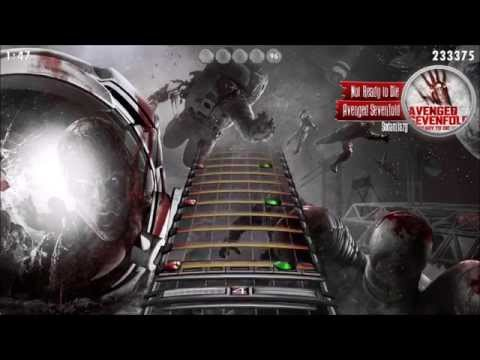 Not Ready to Die - Avenged Sevenfold (Drum Chart)