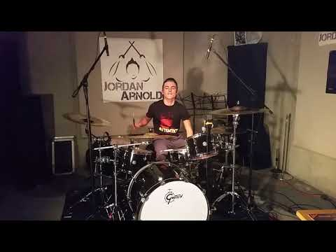 "Jordan Arnold Drum Cover - Ed Sheeran ""Perfect"""
