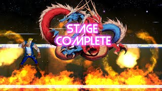 Double Dragon Neon Full Game Longplay